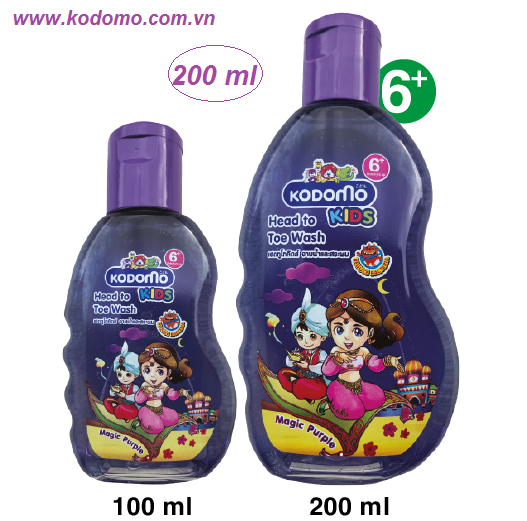 dau-tam-goi-kodomo-magic-purple-200ml