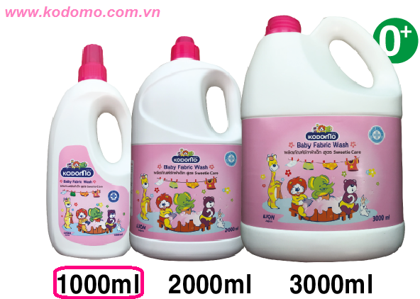 nuoc-giat-xa-kodomo-sweetie-care-1000ml